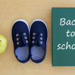 Back to school — Stock fotografie #29787239