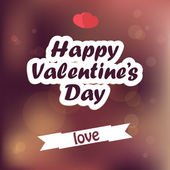 Valentine's Day poster. — Διανυσματικό Αρχείο