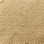 Polka dot seamless pattern — Stock Photo