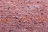 Tuğla duvar doku arka plan — Stok fotoğraf