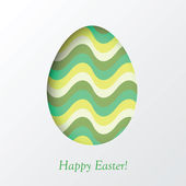 Vector  easter  background — Stockvector