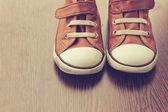 Retro shoes — Stock Photo