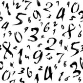 Number — Stock Vector