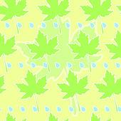 葉および低下 — ストックベクタ