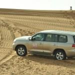 Desert safari Dubai — Stock Photo #45440551