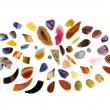 Gemstone Mandala — Stock Photo
