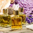 Постер, плакат: Essential oil or perfume
