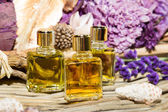 Essential oil or perfume — Stock Photo