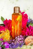 Bath oil — Stock Photo