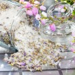 Floral potpourri with a fresh aromatic scent — Stockfoto