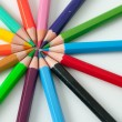 Coloured pencils — Stock Photo #25509289