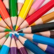 Coloured pencils — Stock Photo #25509699
