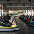 Stock Photo: Bumper car