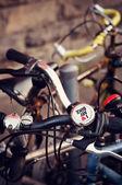 I love my bike  — Стоковое фото
