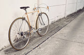 Vintage road bicycle — Foto Stock
