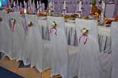 Wedding chair — Stockfoto