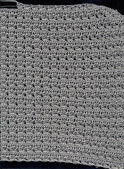 Textural background knitted — Stock Photo