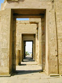 Temple of Kom Ombo, Egypt, dated 2th Century BC — Stock Photo