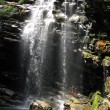 Постер, плакат: Cachoeira da Primavera Spring Waterfall : beautiful waterfall a