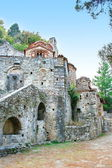 Peribleptos Monastery, at the medieval fortress of Mystras — Stock Photo