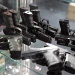 Guns — Stock Photo #30710219