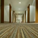 Hotel lobby — Stock Photo #30710719