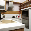 Modern kitchen interiors — Foto Stock