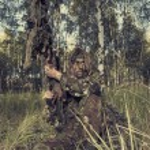 Sniper hides — Stock Photo #30711999