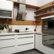 Modern kitchen interiors — Foto de Stock
