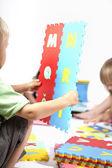 Children at play — Stock Photo