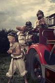 Pompiers — Photo