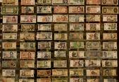 Tło z pieniędzy — Zdjęcie stockowe