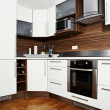 Modern kitchen interior — Stockfoto #34595407
