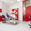 Interior of a dantist consulting room — Stock Photo #35114755