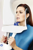 Radiography care — Stock Photo