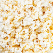 Popcorn background texture - Stock Photo