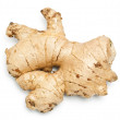 Foto Stock: Ginger root