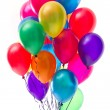 Multicolor balloons — Stock Photo #24484121