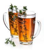 Tea thymus — Stock Photo