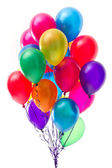 Multicolor balloons — Stockfoto