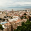 Panorama Cagliari, Italy — Stock Photo