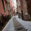 Narrow street in Old town — Stock Photo #32814803
