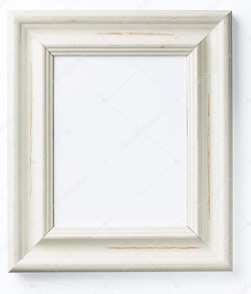 Marco blanco vintage foto de stock 41678769 depositphotos - Marcos vintage para fotos ...