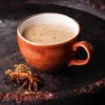 Indian masala tea — Stock Photo #48876763