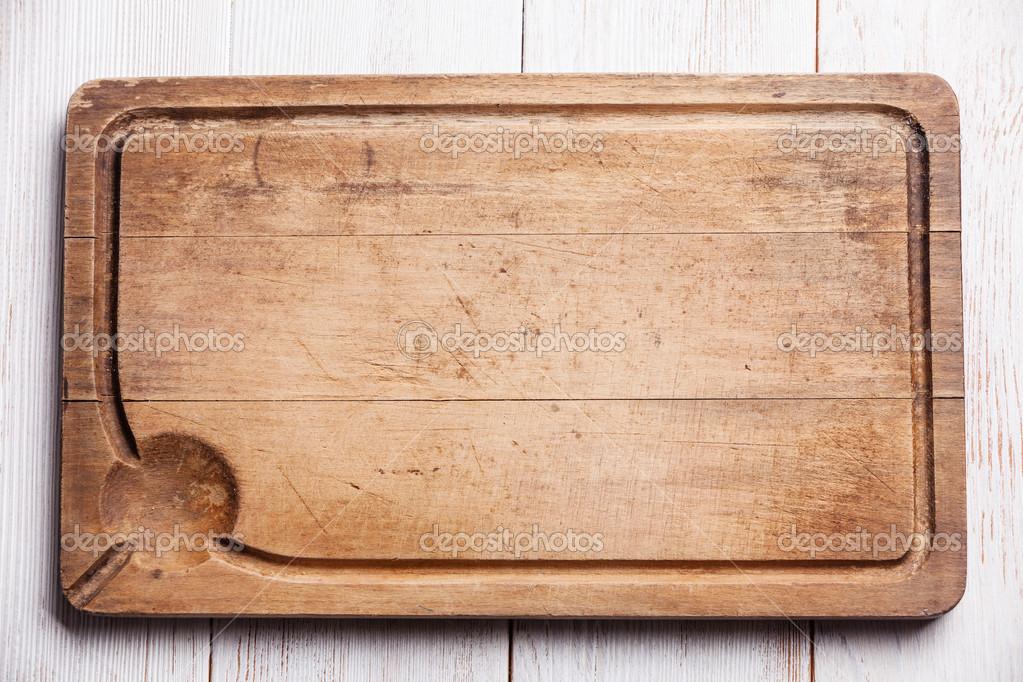 Tabla de cortar carne cocina foto de stock lisovskaya for Como hacer una tabla para picar de madera