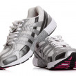 Sport shoes — Stock Photo