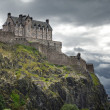 Edinburgh Castle, Scotland — Stock Photo #24514069