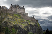 Edinburgh Castle, Scotland — Stockfoto