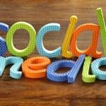 Social media — Stock Photo #24522757