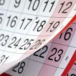 Calendar — Stock Photo #24522765